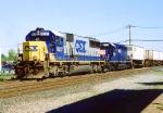 CSX 8637 on Q-108