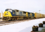 CSX 8785 on Q-268