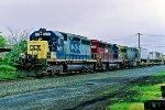 CSX 8472 on Q-108