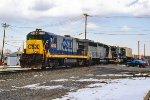 CSX 5816 on Q-108