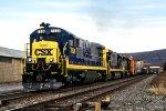 CSX 7004 on ALCS