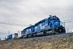 CSX 8846 on Q-190