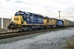 CSX 8440 on Q-254