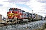 BNSF 758 on Q-254