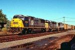 CSX 8733 on Q-409