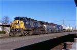 CSX 9024 on Q-108