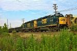 CSX 4418 on Q-300