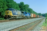 CSX 649 on Q-409