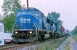 CSX 8753 on Q-108