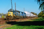 CSX 8098 on Q-110