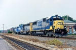 CSX 8637 on Q-433