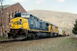 CSX 239 on Q-409