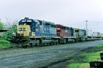CSX 8472 on Q-108