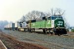 BN 9250 on Q-169