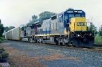 CSX 7558 on Q-271