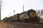CSX 6121 on Q-706