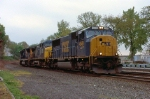CSX 4549 on X020