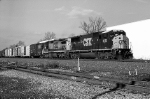CSX 8723 on Q-409