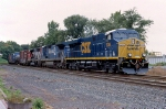 CSX 5244 on Q-410