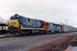 CSX 7031 on Q-268