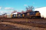 CSX 5484 on Q-254