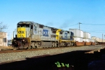 CSX 7588 on Q-110