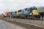 CSX 8535 on Q-156