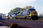 CSX 413 on Q-165