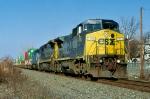 CSX 7786 on Q-156