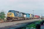 CSX 7742 on Q-433
