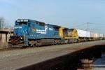 CSX 7496 on L-108