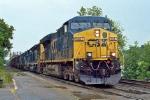 CSX 5447 on Q-621