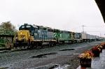 CSX 6364 on Q-110