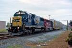 CSX 8668 on Q-268