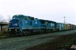 LMS 702 on Q-433