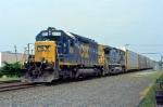CSX 8319 on Q-254