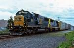 CSX 8664 on Q-254