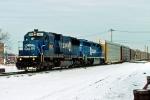 CSX 8663 on Q-268