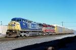 CSX 7744 on Q-268