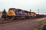 CSX 4552 on Q-433
