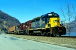CSX 8420 on Q-433