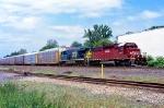 HLCX 8146 on Q-254