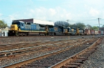 CSX 7529 on Q-434