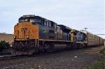 CSX 4846 on Q-232