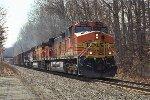 BNSF 4065 on Q-402