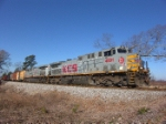 "KCS 4591 leads the rare ""NAFTA 4575"""