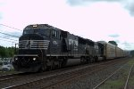 NS SD60I 6764 leads 11J