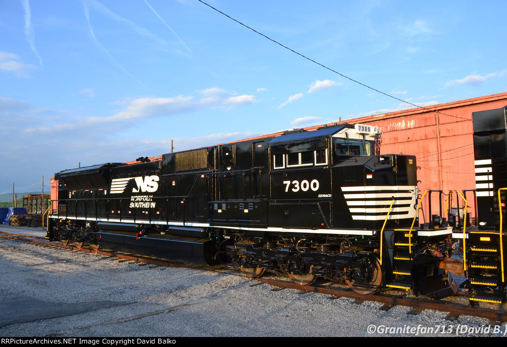 NS 7300