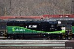 NS 4717 EMD GP33ECO