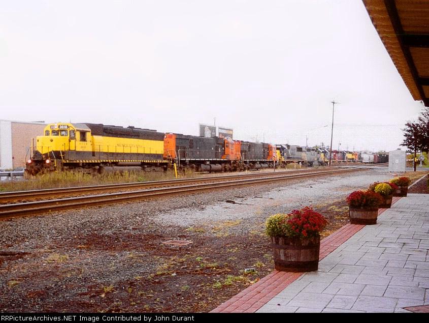 NYSW 3618 on WSX
